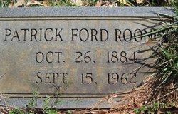Patrick Ford Rooney