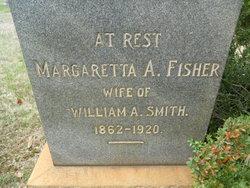 Margaretta A. <I>Fisher</I> Smith