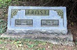 Ida M <I>Balo</I> Frost