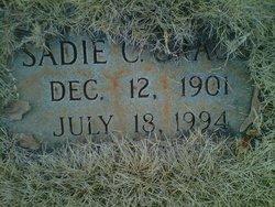 "Sarah Mary Jane ""Sadie"" <I>Childers</I> Gragg"