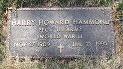 Harry Howard Hammond