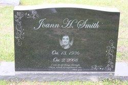 Joann <I>Hillis</I> Smith