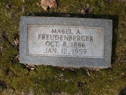 Mabel A. <I>Haidle</I> Freudenberger