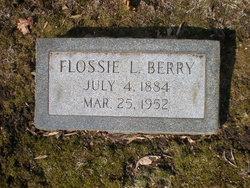 Flossie L. <I>Haidle</I> Berry