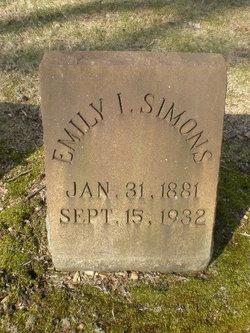 Emily I. <I>Haidle</I> Simons
