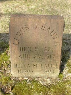 Lewis J. Haidle