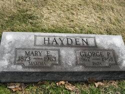 George Panol Hayden