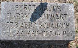 Harry Eugene Stewart