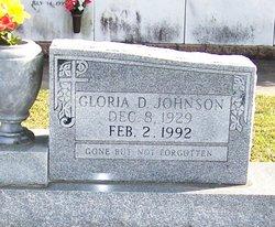 Gloria D. Johnson