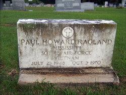 Paul Howard Ragland