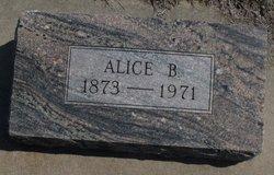 Alice B. Detrich