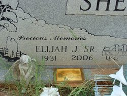 Elijah James Shelton, Sr