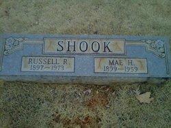Mae <I>Huffman</I> Shook