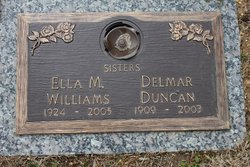 Ella M Williams