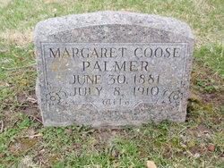 Margaret Lee <I>Coose</I> Palmer