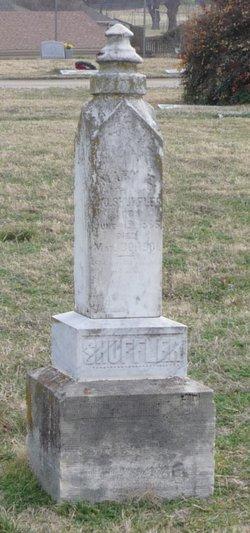 Mary Eliza <I>Thompson</I> Shuffler