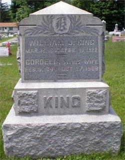 Cordelia A <I>Hewitt</I> King