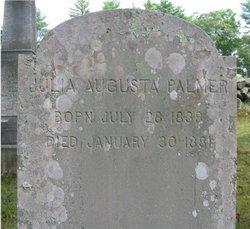 Julia Augusta Palmer