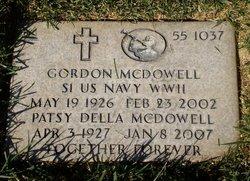 "Gordon ""Bill"" McDowell"