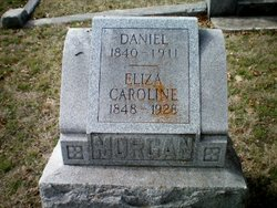 Eliza Caroline <I>Burney</I> Morgan