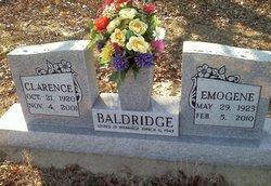 Emogene <I>Williams</I> Baldridge