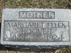 Margaret Ellen <I>Albin</I> Hoover
