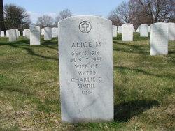 Alice M. Simril
