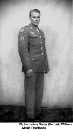 Sgt Alvin Dschaak
