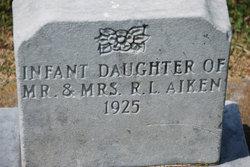 Infant Daughter Aiken