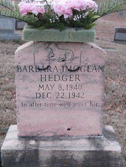 Barbara Imogean Hedger