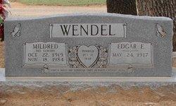 Mildred <I>Gerloff</I> Wendel
