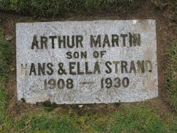 Arthur Martin Strand