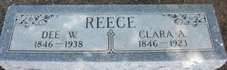 "Darius Washington ""Dee"" Reece"