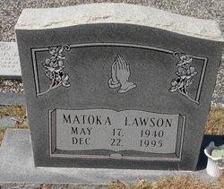 Matoka Lawson