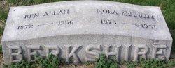 Nora <I>Kennedy</I> Berkshire