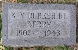Kirtley Yewell Berkshire Berry