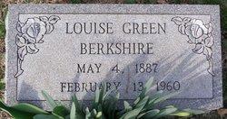 Louise Margaret <I>Green</I> Berkshire