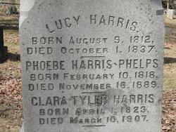 Phoebe <I>Harris</I> Phelps