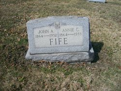 Annie C <I>Helsor</I> Fife