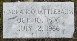 Carra <I>Redmond</I> Quattlebaum
