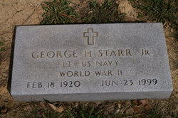 Dr George Herman Starr, Jr