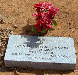 John Littleton Johnson