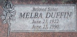 Melba Duffin
