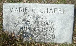 Marie <I>Chafee</I> Croft