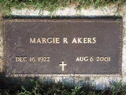 Margie R. <I>Nelson</I> Akers