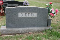 Alice <I>Morgan</I> Biddix