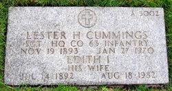 Lester Hugh Cummings