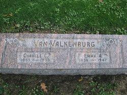 Emma A. Van Valkenburg