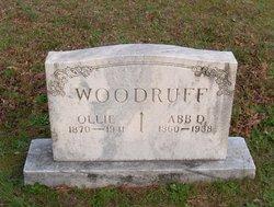 Ollie <I>Blakney</I> Woodruff