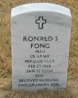 Ronald Stanford Fong